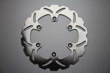 Front wave solid brake disc 245mm many YAMAHA