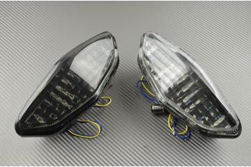 Feu Stop Led Clignotants Intégrés Suzuki VSTROM 650 1000 & KLV
