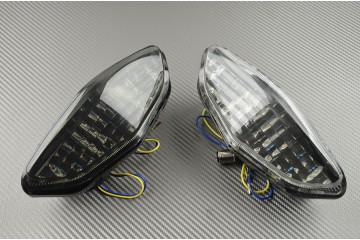 LED Taillight with Integrated turn signals for Suzuki VSTROM 650 1000 03/10 & KLV