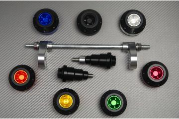 Tampons / Roulettes de protection KTM 950 990 SM SMR