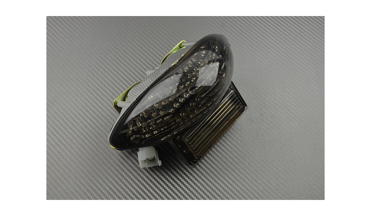 Led Taillight With Integrated Turn Signals For Suzuki Gsxr