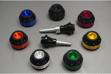 Tampons / Roulettes de protection YAMAHA FJR 1300 06 / 19