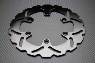 Rear wave solid brake disc 245 mm many YAMAHA