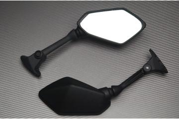 Paar Verstellbarer Spiegel Kawasaki Z1000SX  ER6 F 09 / 19