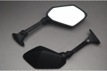 Pair of Aftermarket Rearview Mirrors KAWASAKI Z1000SX ER6-F 2009 - 2019