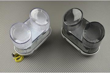 Feu Stop Led Clignotants Intégrés Yamaha R1 00/01 1000 Fazer FZS 01/05