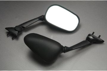 Paar Verstellbarer Spiegel Yamaha R1 2009 / 2014