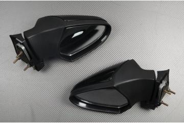 Paar Verstellbarer Spiegel Kawasaki GTR 1400