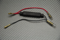Pair of Resistors for LED Turn Signals