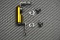 Soporte depósito líquido de frenos universal
