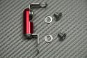 Universal Anodised Aluminum Brake Fluid Reservoir Bracket