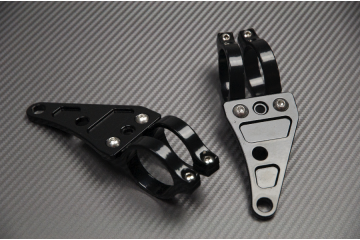 Universal Round Headlight Mounting Bracket 41mm