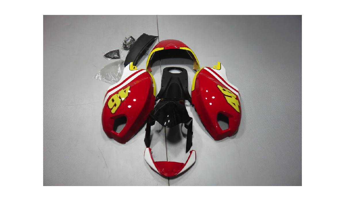 Kit Carrosserie Ducati Monster Idees D Image De Moto