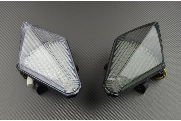 LED Taillight with Integrated turn signals for Yamaha R1 07/08 TMAX 530