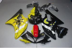 Komplette Motorradverkleidung YAMAHA YZF R6 2006 / 2007