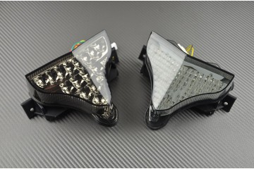 LED Taillight with Integrated turn signals for Yamaha R1 2009 - 2014