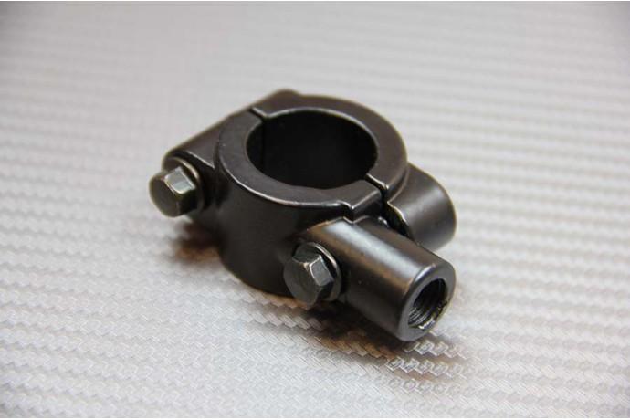 Rearview Mirror Threaded Adaptor for 22mm Handlebars