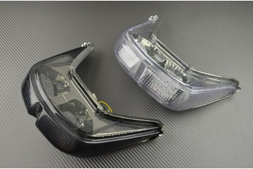 LED Taillight with Integrated turn signals for Yamaha R6 1999 / 2000