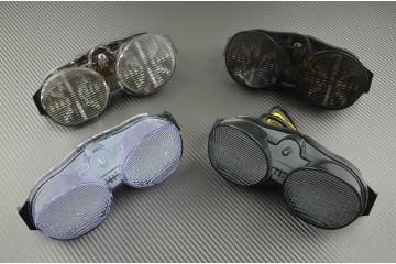 Feu Stop Led Clignotants Intégrés Yamaha R6 2001 / 2002 et XJR 1300 2007 / 2014