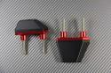 Pair of Frame Sliders / Crash Pads for KAWASAKI Z750, Z750R & Z800 Z800-E
