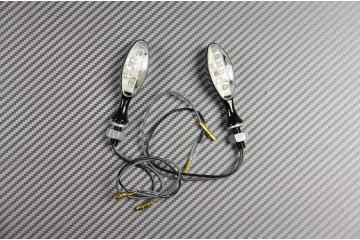Pair of Universal LED Turn Signals - Design 2