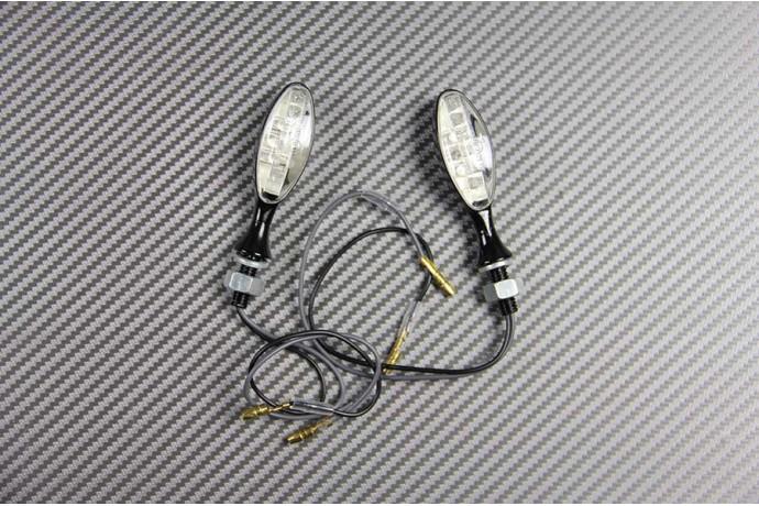 Coppia indicatori di direzione LED Universali (Design 2)