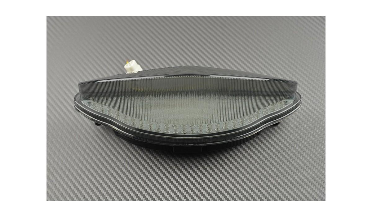 LED Taillight Integrated Turn Signals For Yamaha Raider 08
