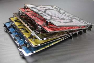 Grille de Radiateur Yamaha MT09 et Tracer 2013 / 2020