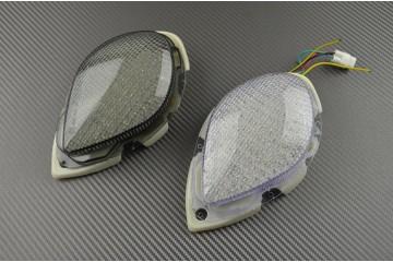 Luz de freno led con intermitentes integrados Yamaha Roadstar 04/08