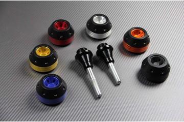 Tampons / Roulettes de protection HONDA HORNET 600 07 / 14