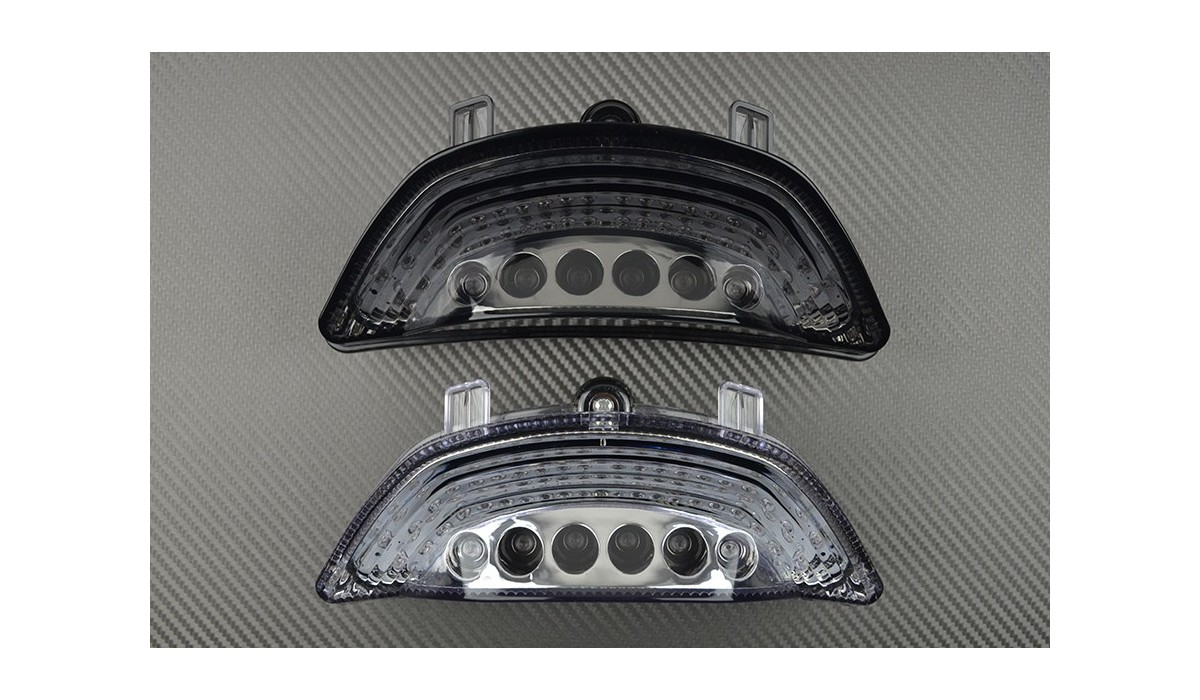 LED Taillight with Integrated turn signals for Yamaha VMAX