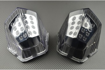 LED Taillight with Integrated turn signals for Yamaha XJ6 and XJ6 Diversion 09-16