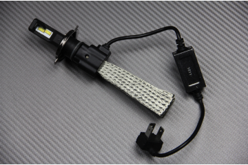 Beleuchtung LED H4 Code / Phare