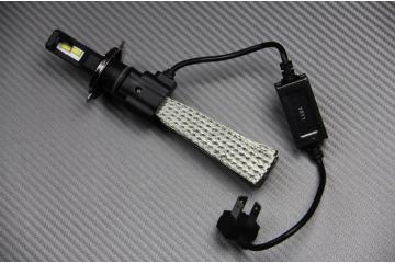 Kit illuminazione LED 5e H4 abbagliante e anabbagliante
