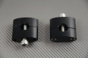 Pair of Universal Risers Adjustment for 28mm Handlebars