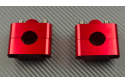Paire de Rehausseurs de Guidon Universels 28 mm