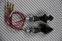 Paire de petits clignotants clairs ou fumés Universels 1 LED