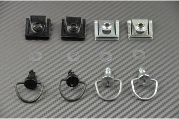 Aluminum Quarter Turn Fasteners