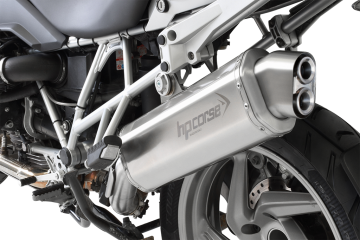 Slip-on exhaust HP CORSE BMW R 1200 GS 2010 / 2012