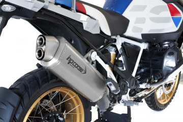 Slip-on exhaust HP CORSE BMW R1200GS 2018 / 2020