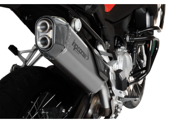 Slip-on exhaust HP CORSE BMW F850GS 2019 / 2020