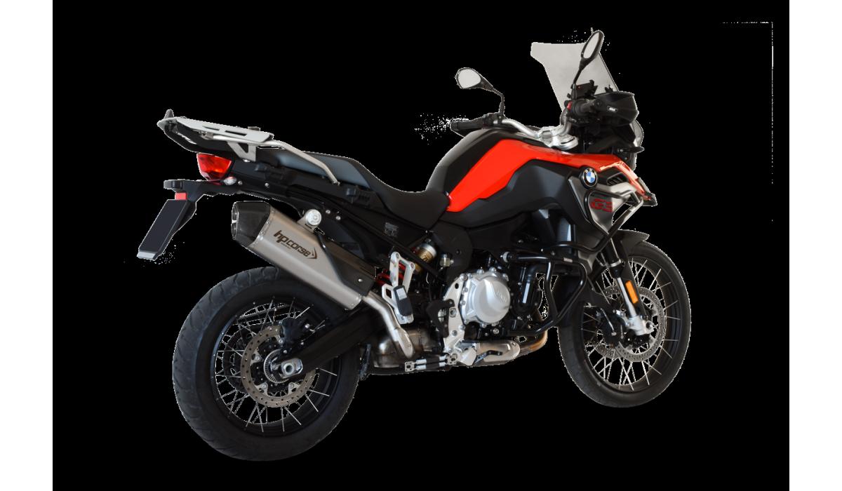 demi-ligne hp corse bmw f750gs / f850gs 2019 - 2020 - avdb