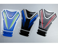 """Tank Pad Protection - """"GSXR"""" Model"""