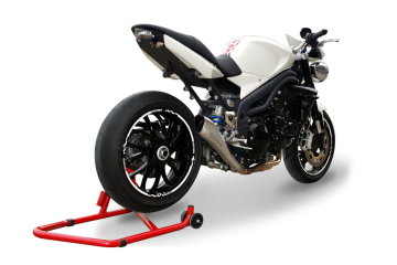 Slip-on exhaust HP CORSE TRIUMPH SPEED TRIPLE 1050 2007 - 2010