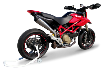 Slip-on exhaust HP CORSE DUCATI HYPERMOTARD 1100 2007 - 2012