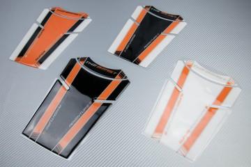 Adesivo protezione serbatoio - Modello SUPER ADVENTURE S