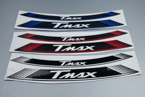 Inner Wheel Rims Stickers - 'TMAX' Model