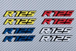 Stickers R125
