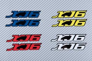 Stickers XJ6