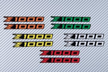 Stickers Z1000